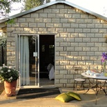 Nguni Garden Bedroom exterior, Dinner Bed & Breakfast.