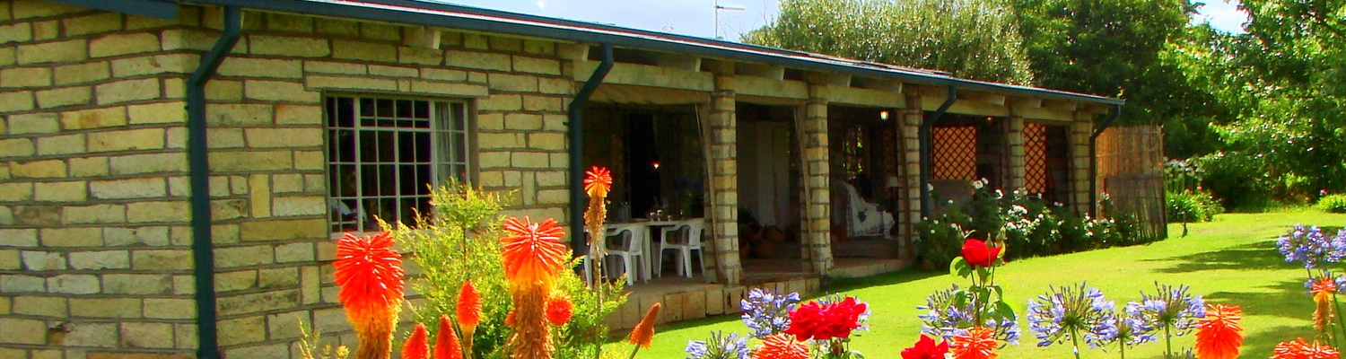 Dassie Guest House at Amohela ho Spitskop Country Retreat & Conservancy between Ficksburg & Clocolan , Free State.