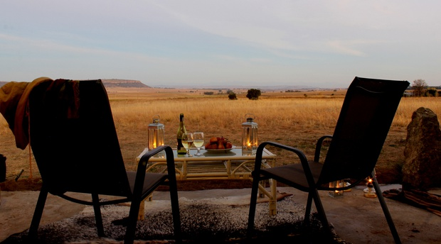 Amohela ho Spitskop Country Retreat & Conservancy in the Eastern Free State, exclusive secluded private self catering cottages a getaway for the discerning guest